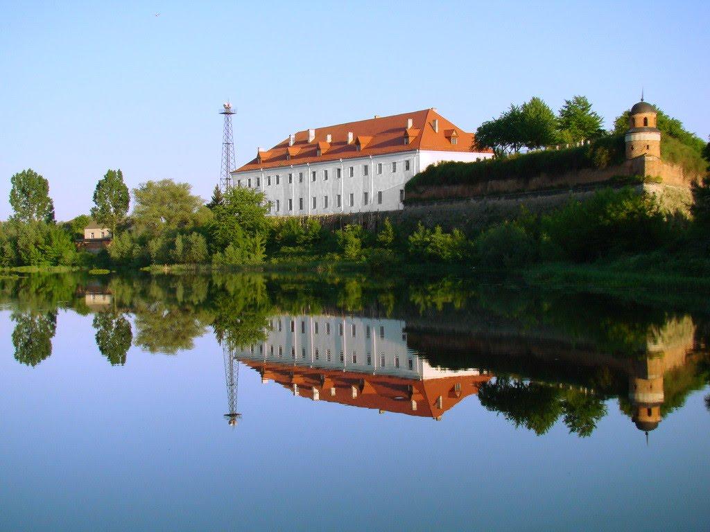 Дубенский замок: история и легенды