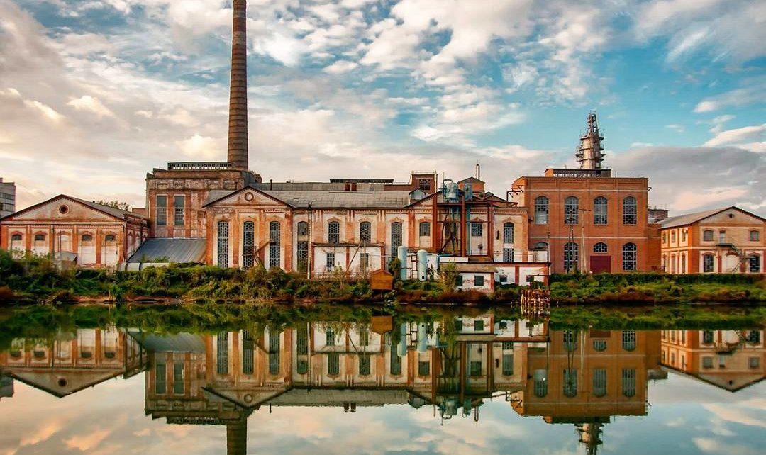 Парафиевка сахарны й завод