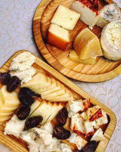 Мини-сыроварня в Полтавской области с авторскими и эко-продуктами