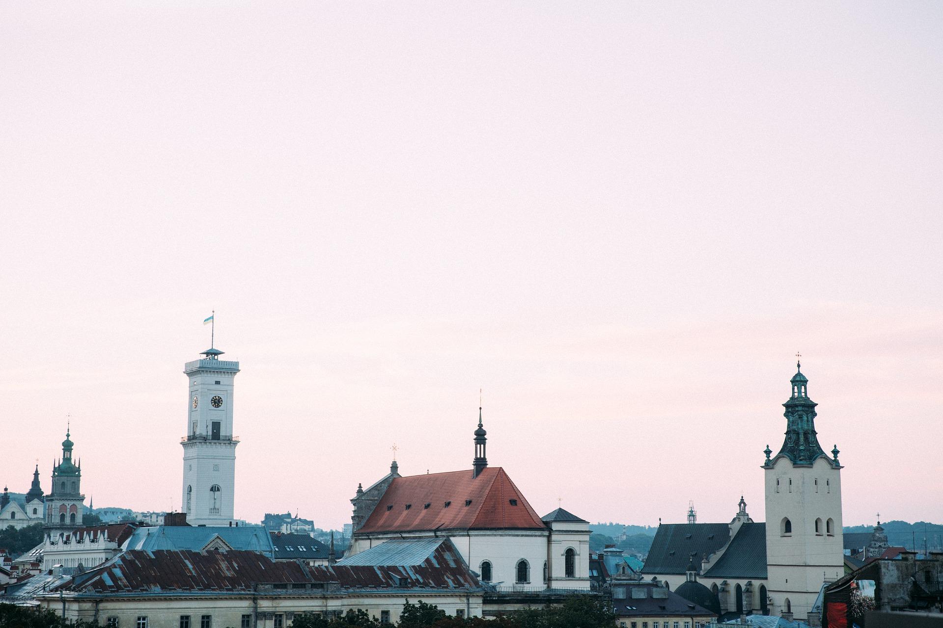 Оглядові майданчики Львова, звідки можна помилуватися містом