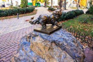 Пам'ятники в Києві, що виконують бажання