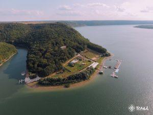 Отели на Днестре: 7 мест для отдыха в Днестровском каньоне