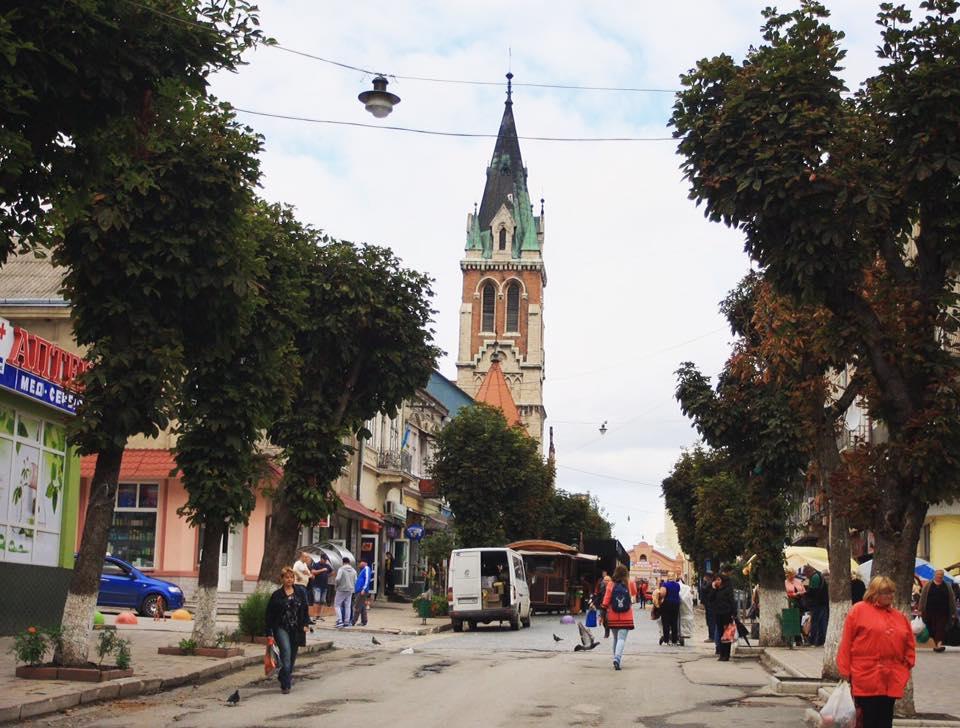 Exploring Ukraine: місто Чортків