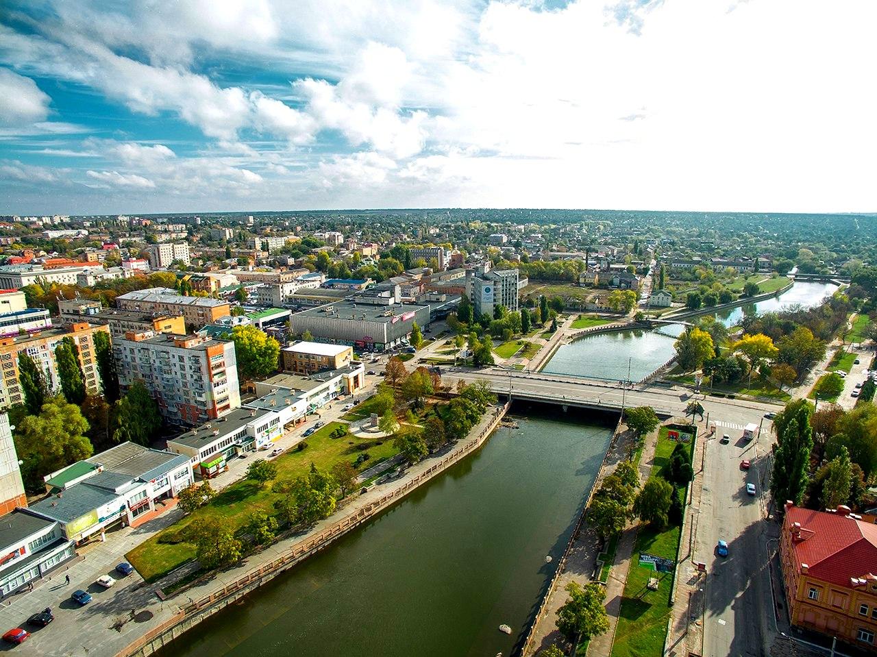 Онлайн гід містом Кропивницький: куди піти та що подивитися
