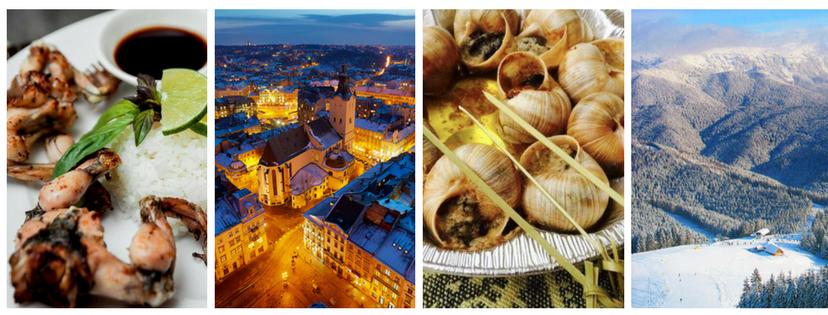 Новорічні тури по Україні: актуальні пропозиції, ціни та напрямки