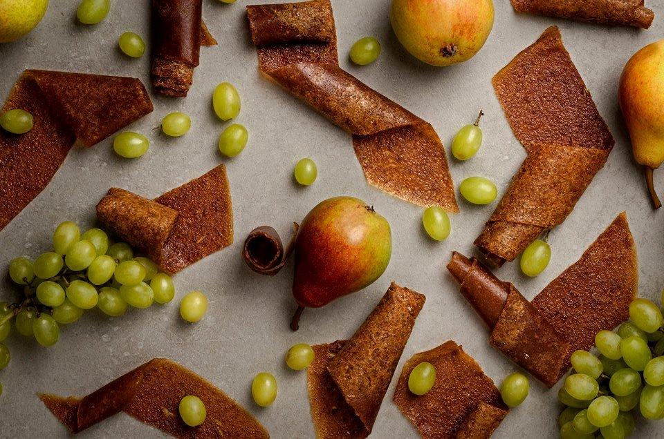 Альтернатива конфетам — натуральная эко пастила