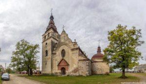 Костел Святого Миколая у Вижнянах