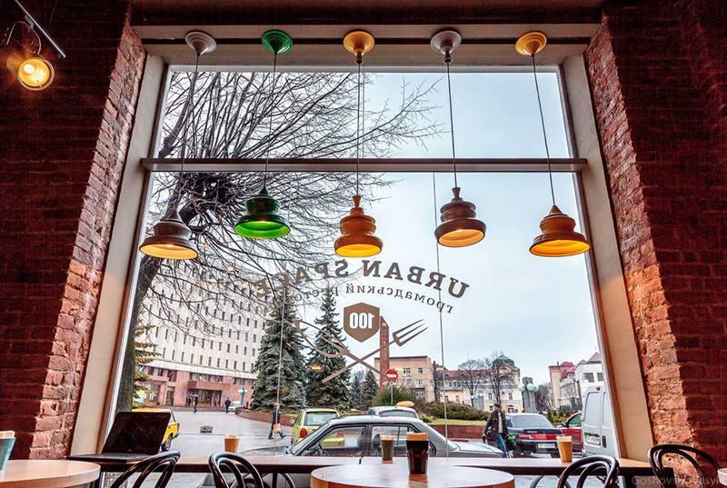 Интересные рестораны и кафе Украины, или где подзарядиться позитивом