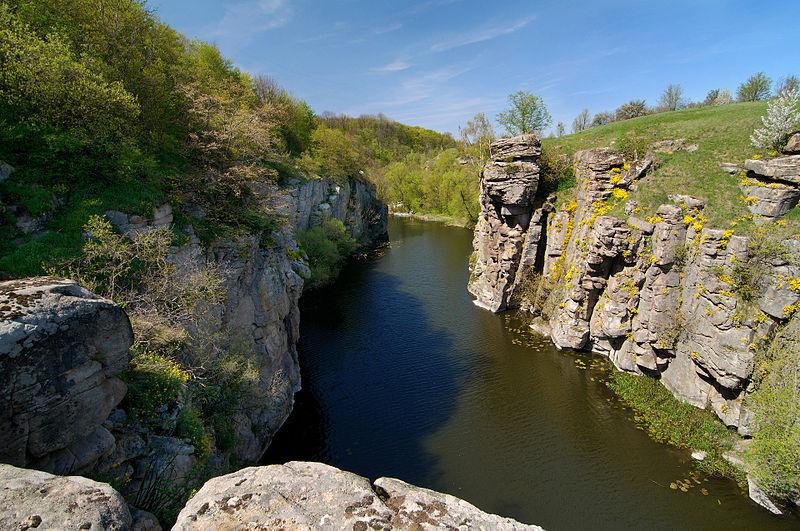 Буцький каньон Сергій Криниця (Haidamac)