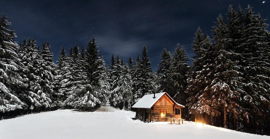 Неймовірне відео зимових Карпат