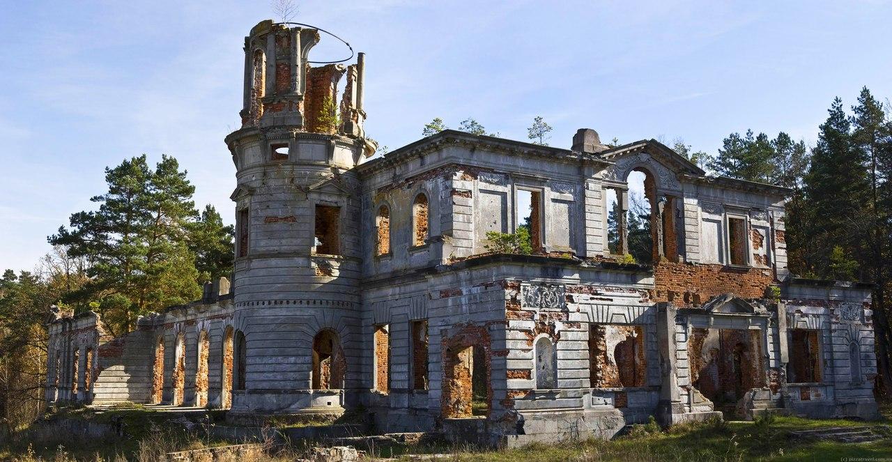 Спадщина роду Терещенко: замки, маєтки та палаци