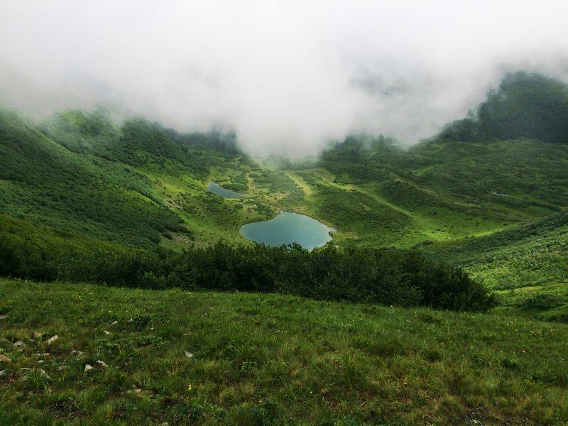 Озера в Карпатах – де шукати справжню гірську красу