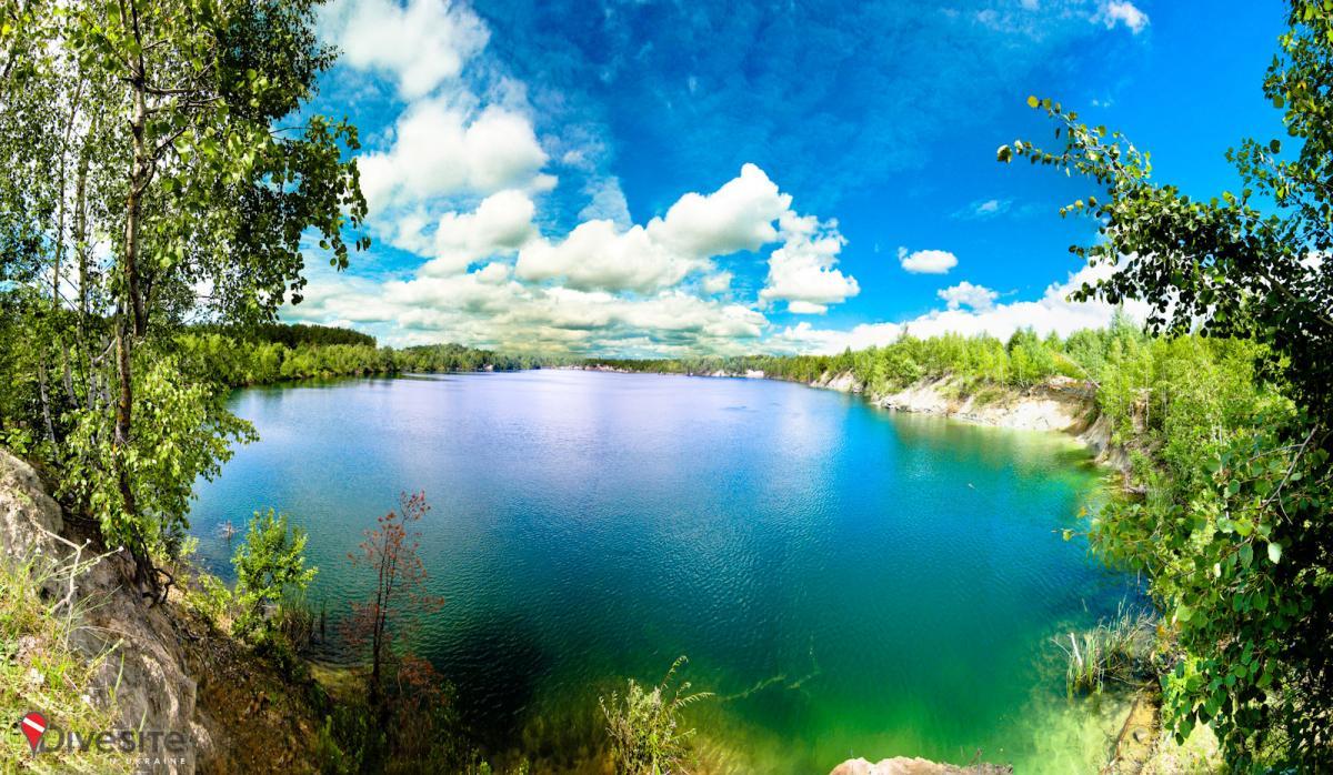 Голубые лагуны в Украине: чистейшие озера и карьеры для купания ...