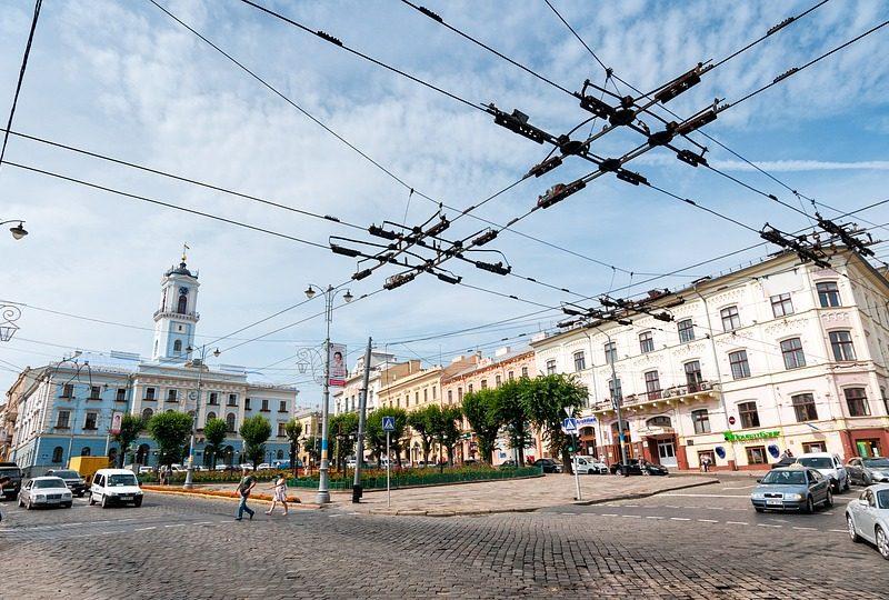 Чем поражают Черновцы: места, которые стоит увидеть