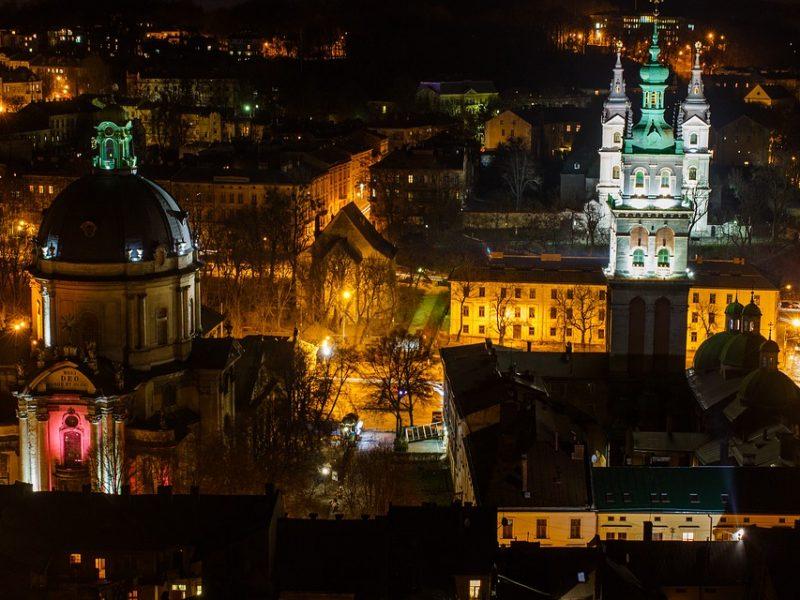Онлайн гід по Львову:  що подивитись та де поїсти