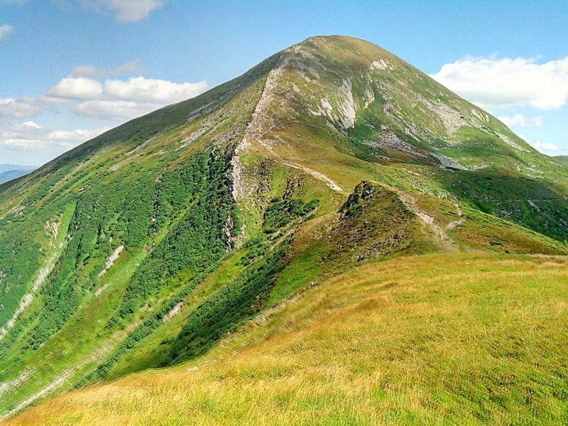 Створено природою: найцікавіші природні пам'ятки України