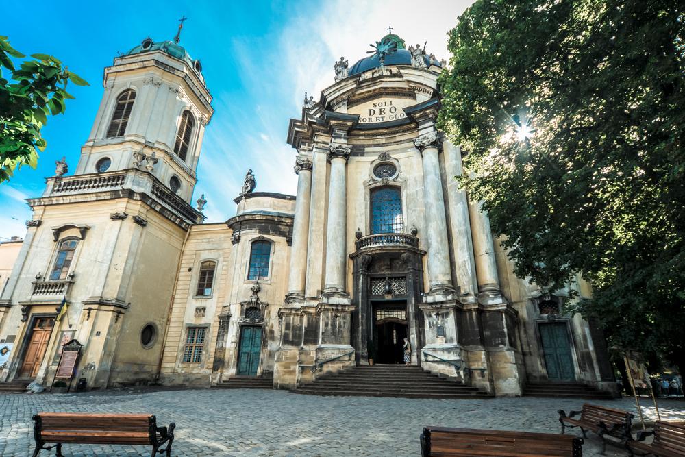 У Львові відреставрують Домініканський собор за 9 мільйонів гривень