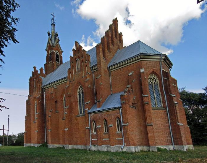 Что скрывают маленькие Озеряны в Тернопольской области