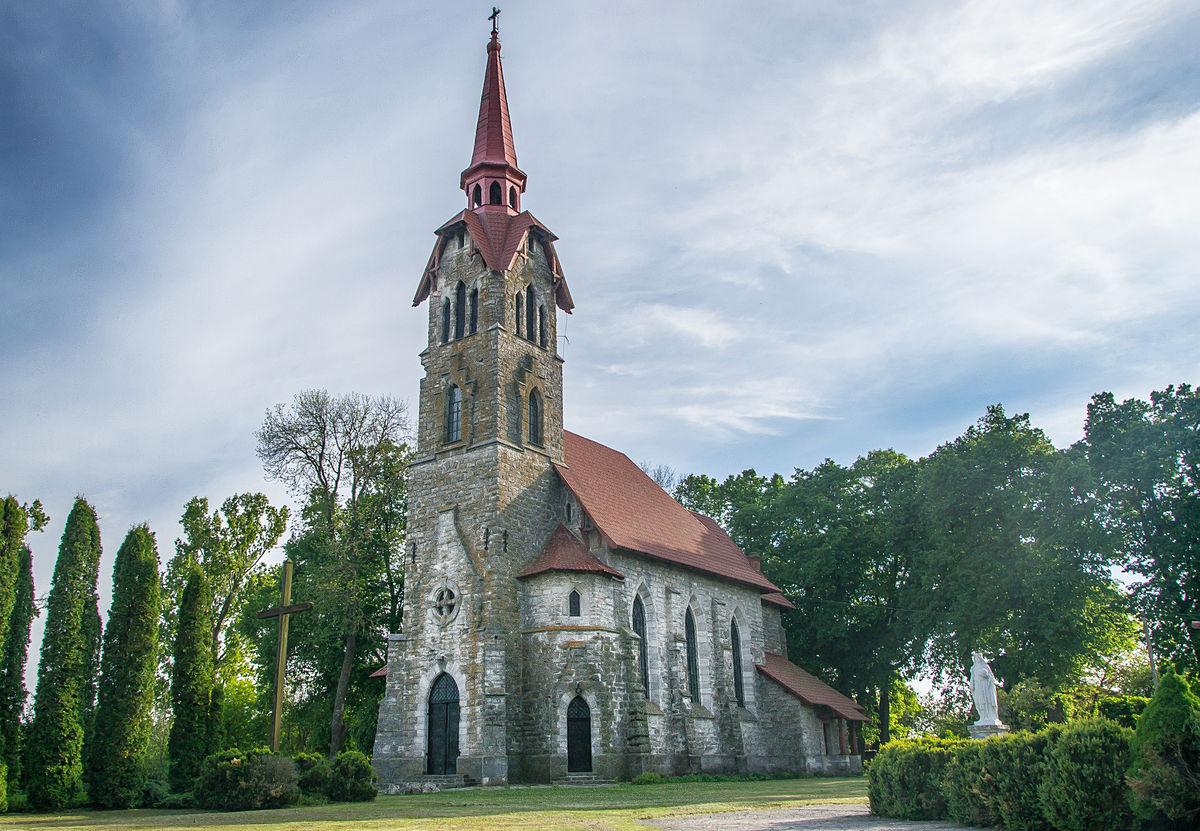Костел святого Антонія Падуанського