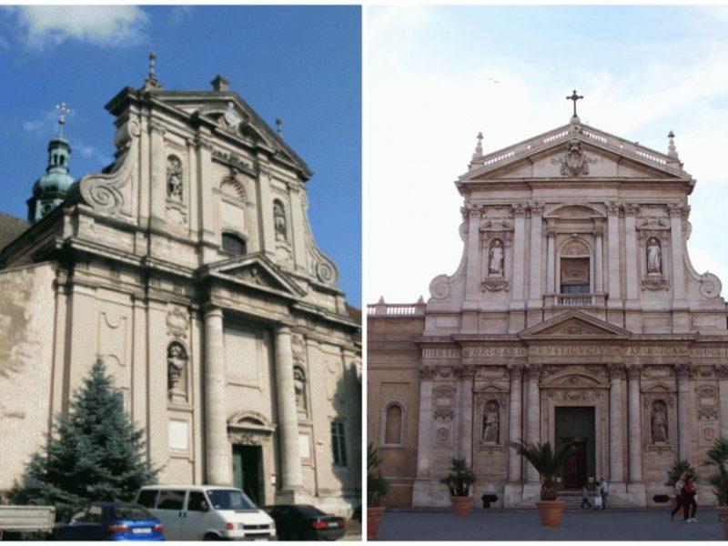 Львівський храм побудований за прикладом римського собору