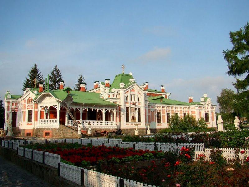 Яка архітектура притаманна Північній Україні