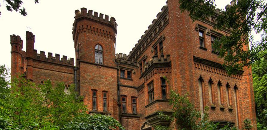 Як виглядає всередині покинутий палац на Черкащині (фото)