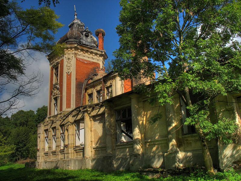 Палац Потоцького в Татаркові.Фото Сергій Криниця (Haidamac)