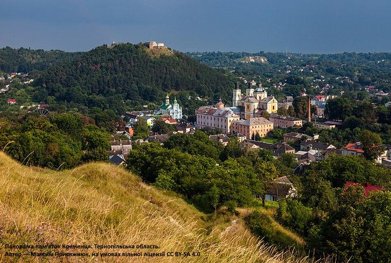 Wikipedia опублікувала список найкращих світлин пам'яток України 2017