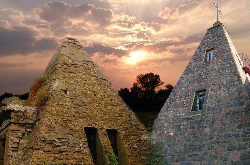 В Україні є власні піраміди