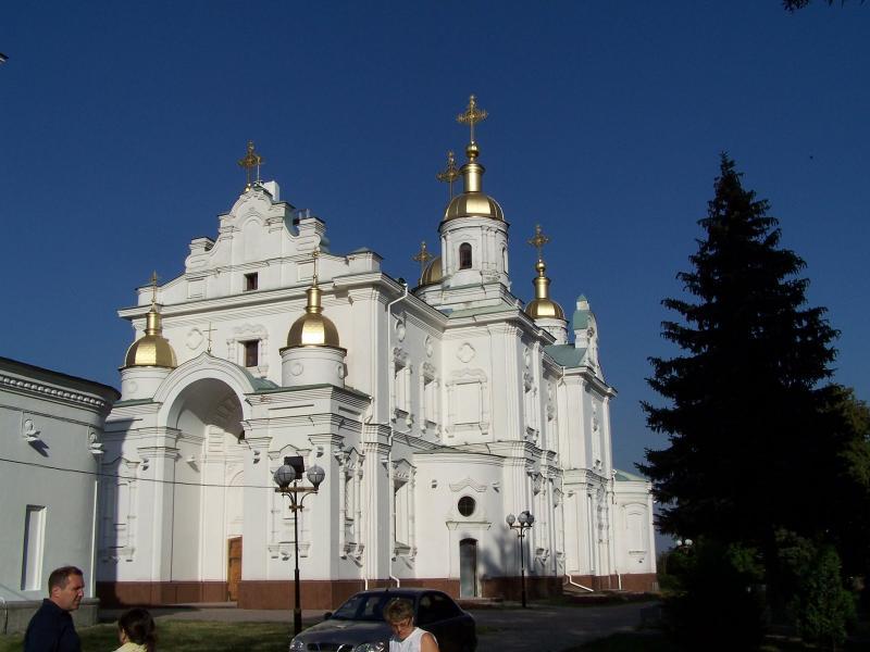 Свято-Хрестовоздвиженський монастир, Полтава