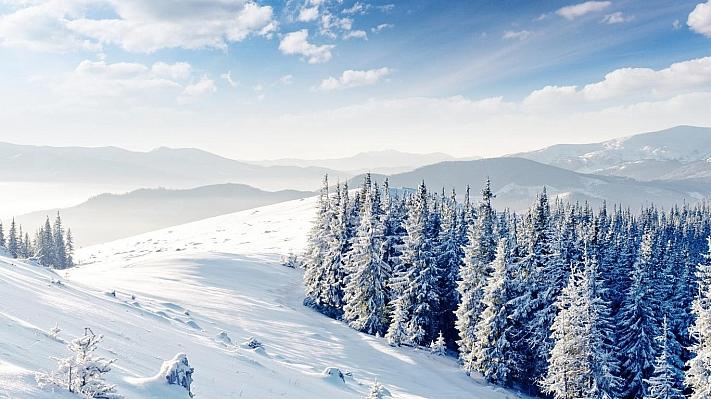 На Львівщині відкрили лижний маршрут протяжністю майже 9 кілометрів