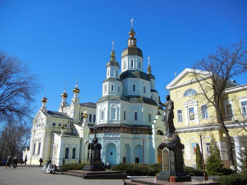 Собор Покрова Пресвятої Богородиці, Харків