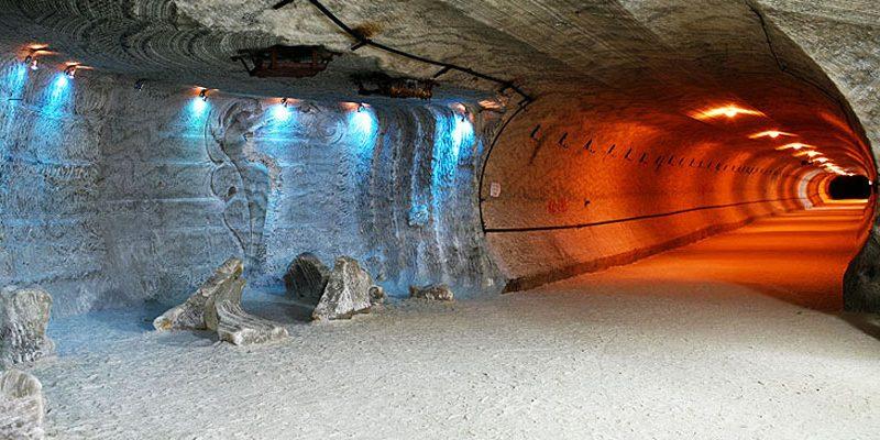 Где в Украине добывают соль и как ее используют