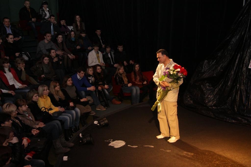 Театр одного актора «Крик»