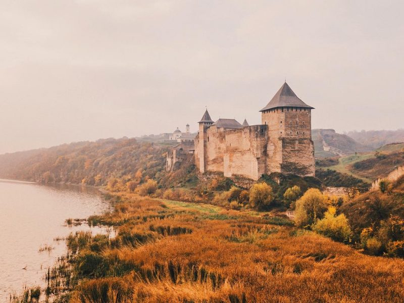 10 замків в Україні, які потрібно відвідати з дітьми