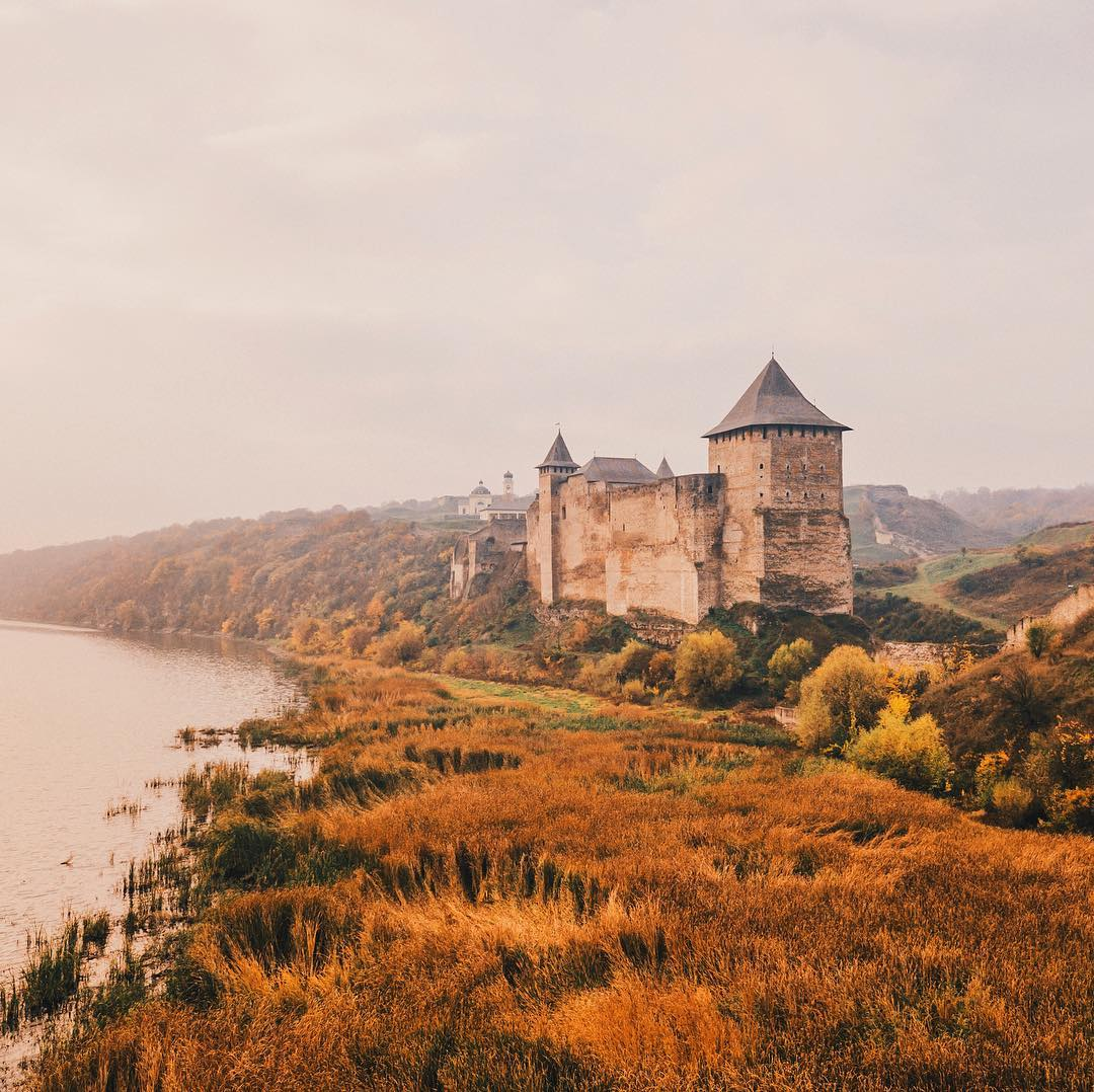 Хотинскиий замок