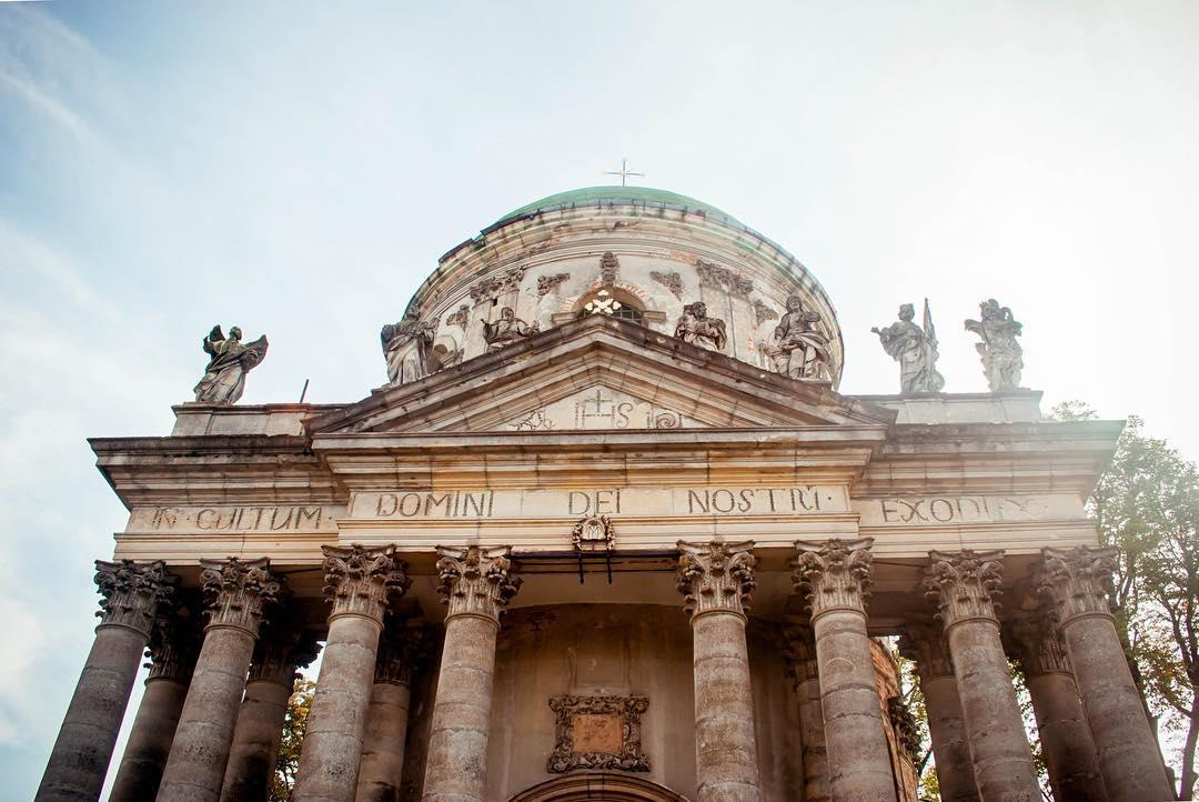 Костел Святого Йосипа у Львівській області