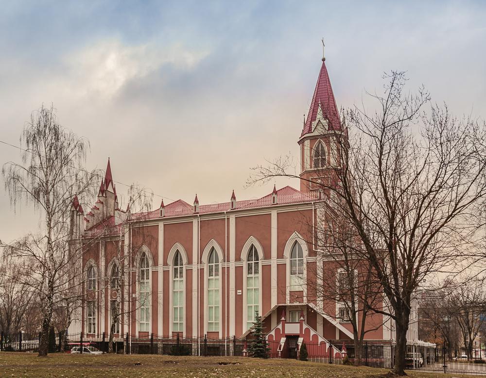 Церква Адвентистів сьомого дня