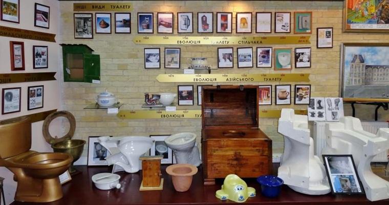 7 незвичних музеїв Києва, де ви точно не засумуєте