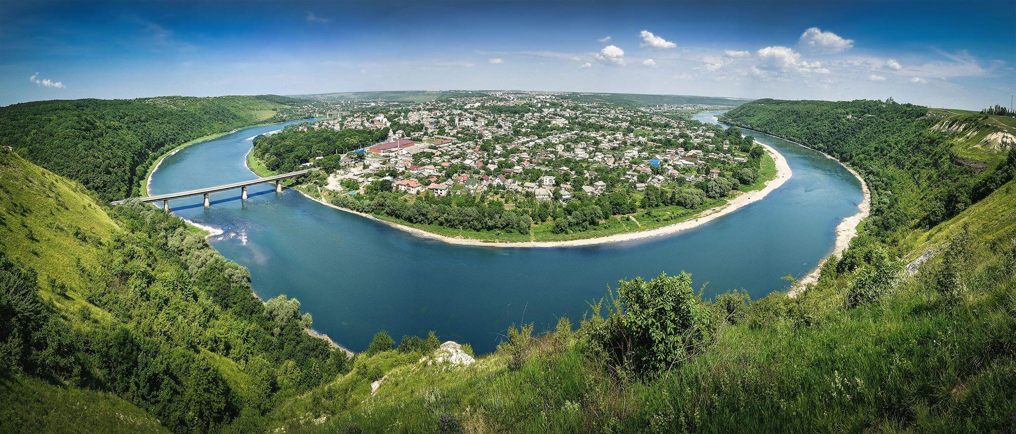 Місто-півострів Заліщики – унікальне для України та світу