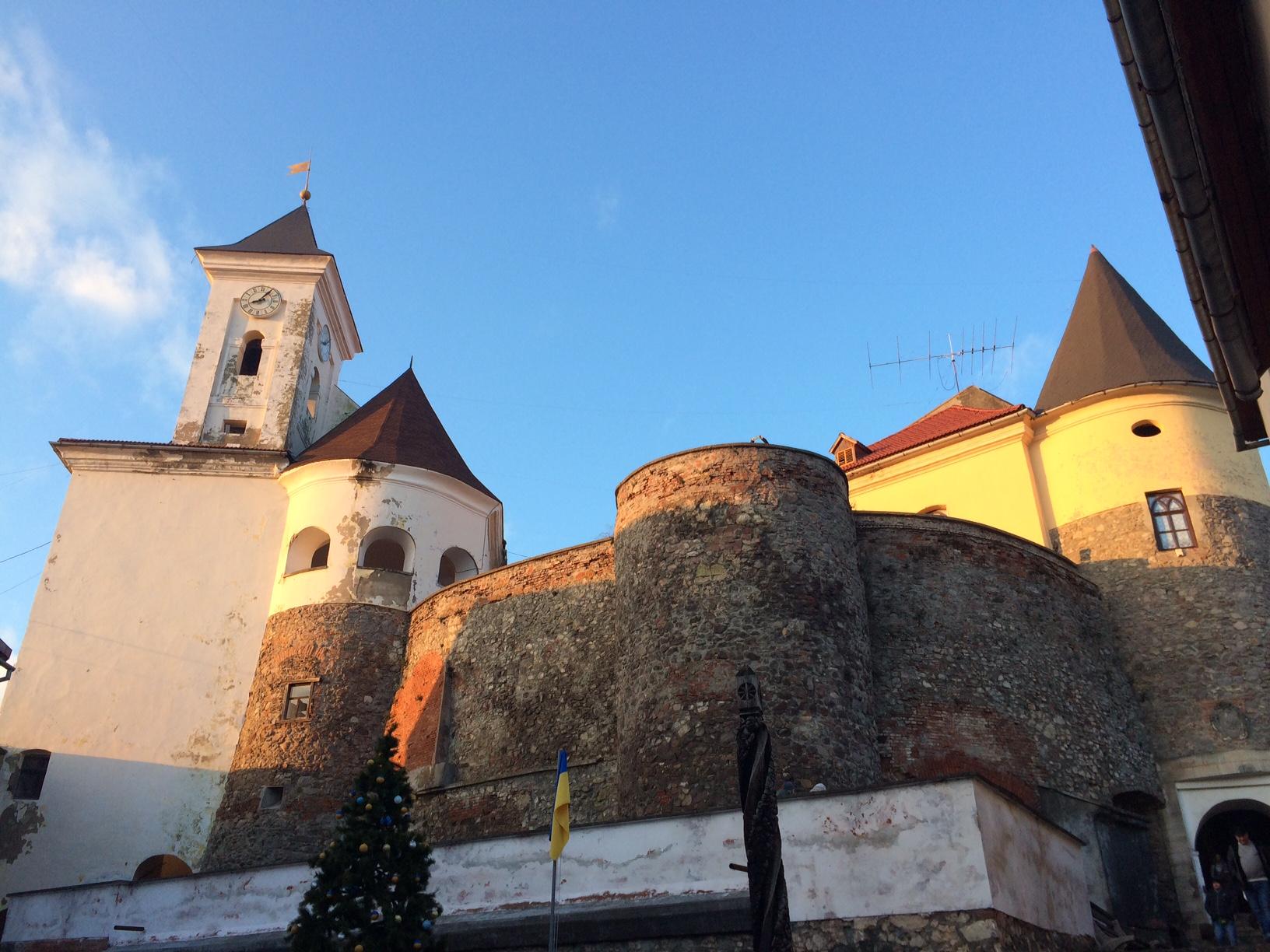 Замок Паланок в Мукачвео (6)