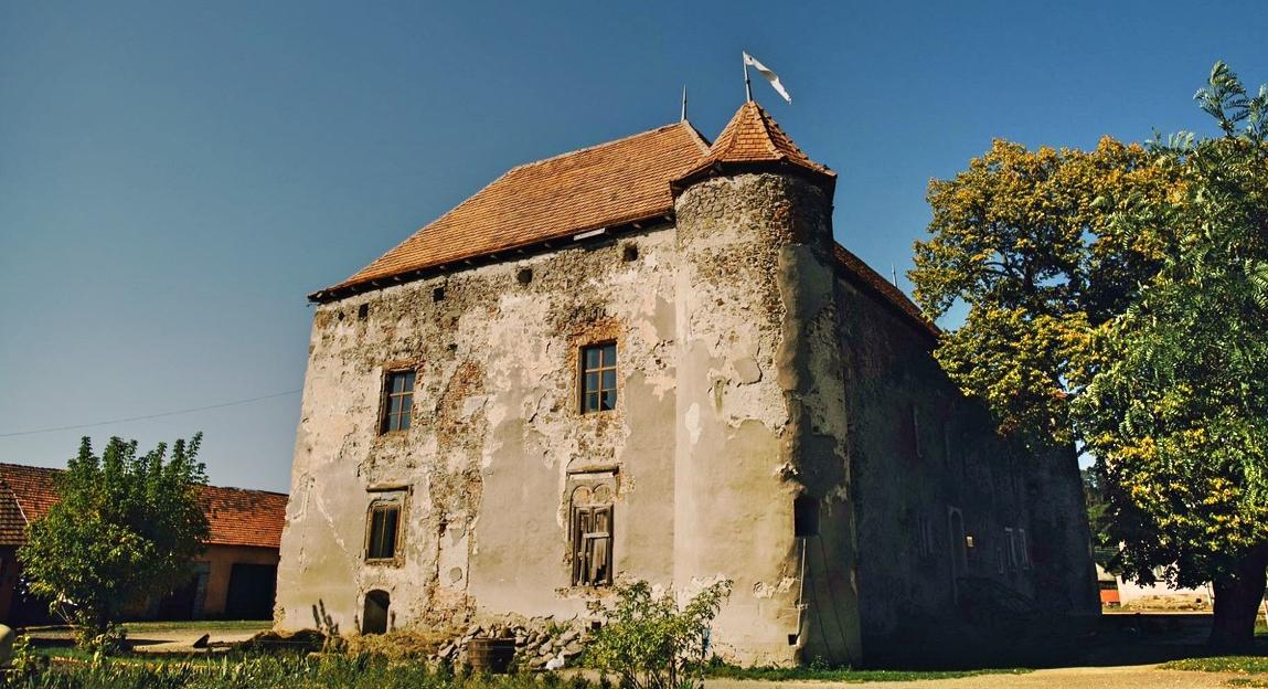 Замок Сент Миклош