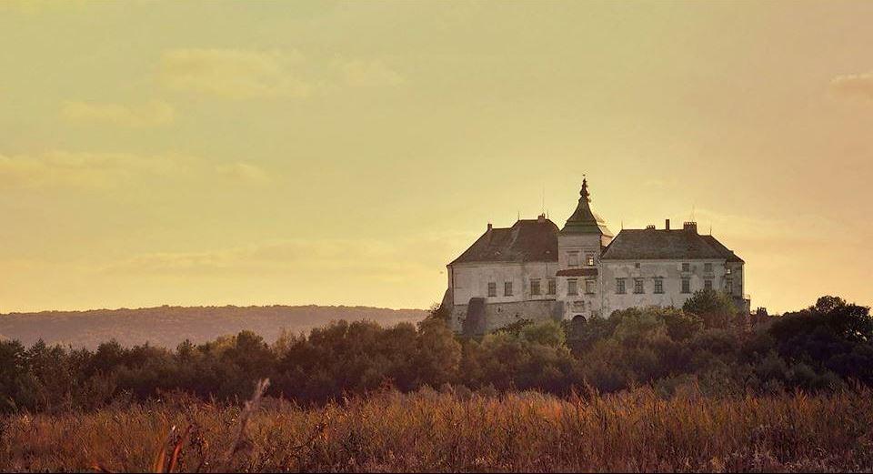 5 самых мистических замков Западной Украины