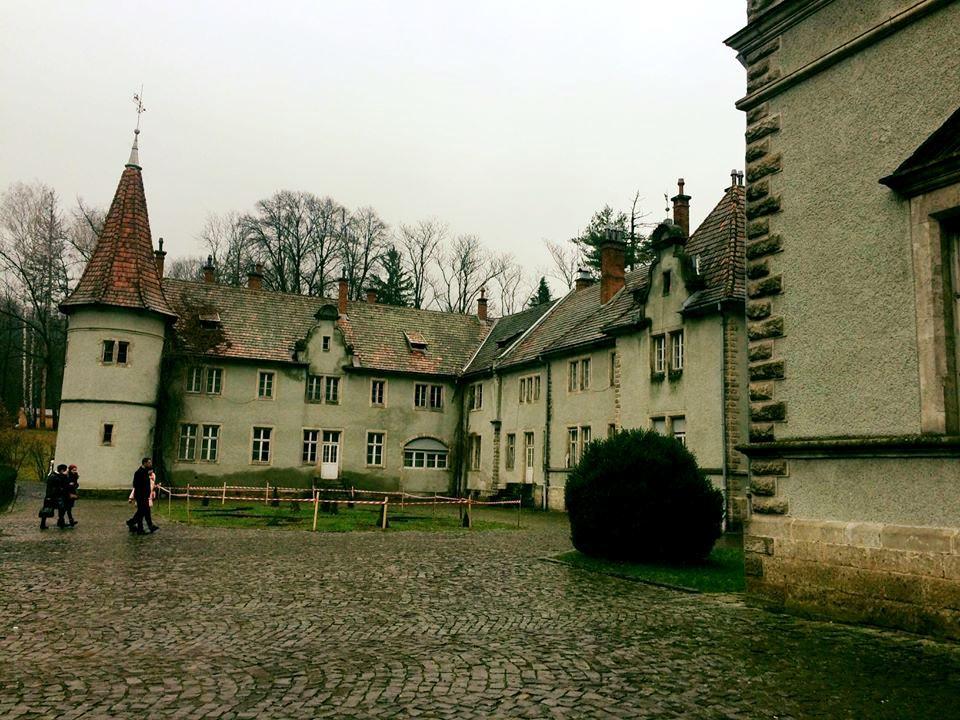 Замок Шенборнов