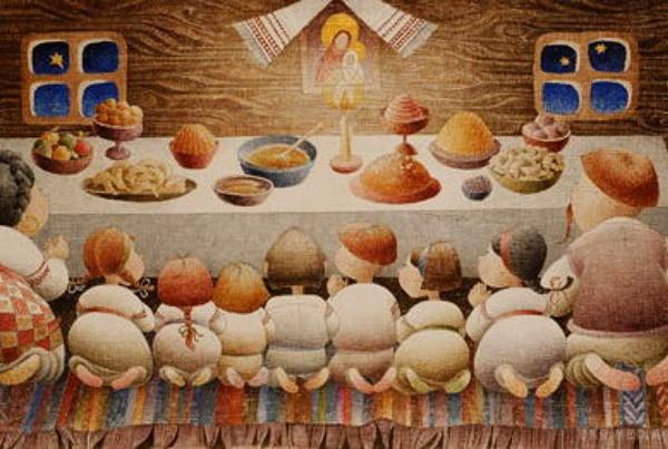 Спогади американського журналіста про Різдво в Україні