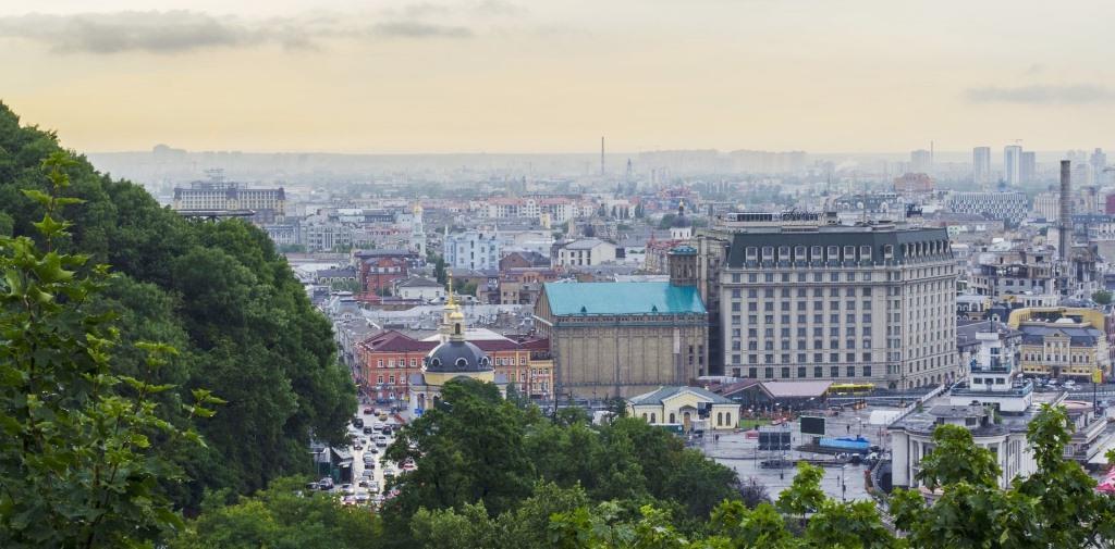 Смотровые площадки Киева: ТОП 9