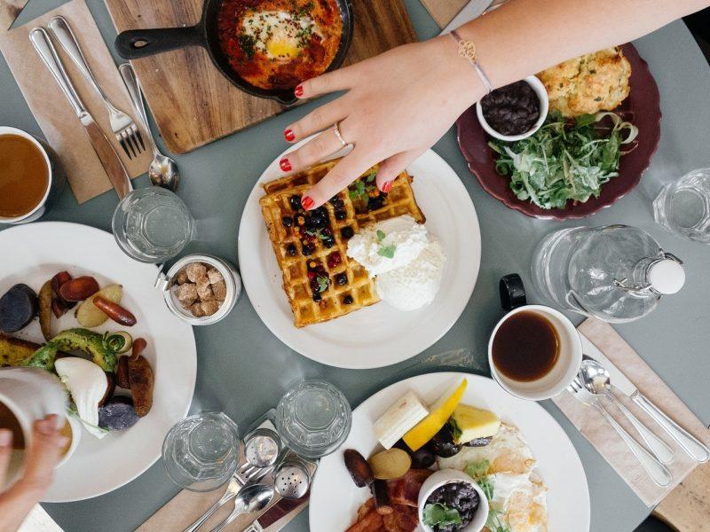 Где вкусно позавтракать в Киеве