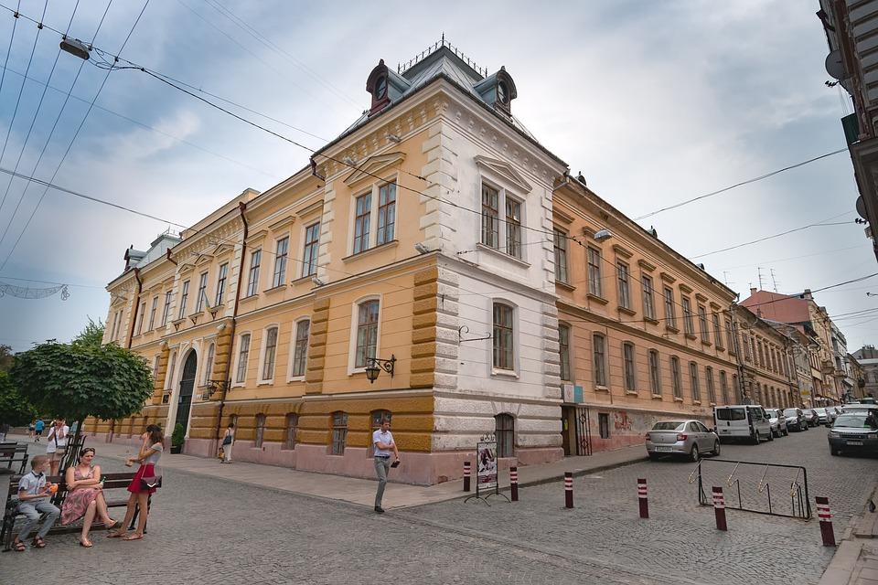 Історії вулиць в різних містах України