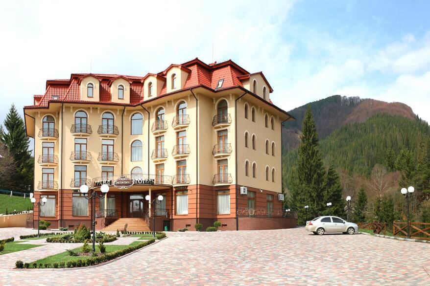 Отель «Пилипец»
