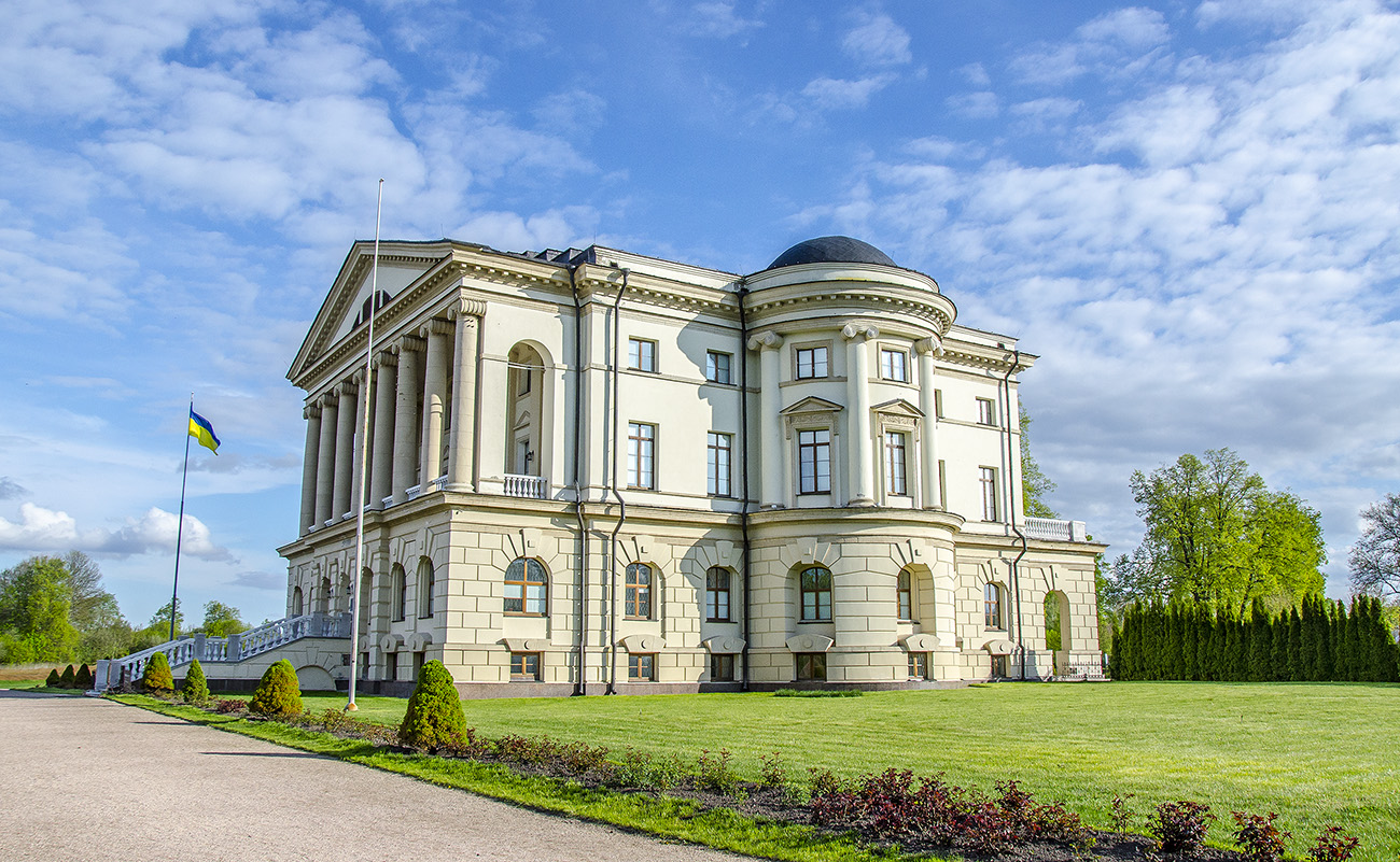 Батурин дворец